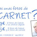 Fotos de carnet y DNI en Villaviciosa